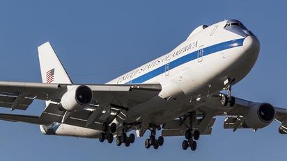 73-1677 - USA - Air Force Boeing E-4B