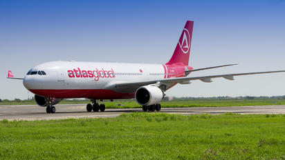 TC-AGD - Atlasglobal Airbus A330-300