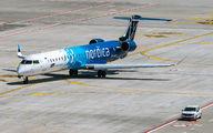 ES-ACB - Nordica Canadair CL-600 CRJ-900 aircraft