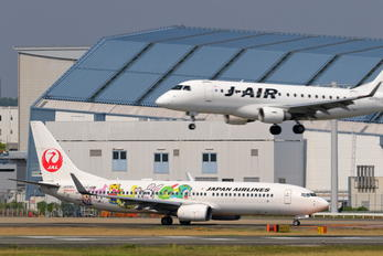 JA330J - JAL - Japan Airlines - Airport Overview - Runway, Taxiway