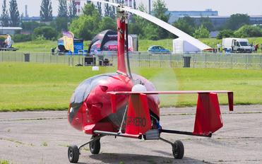 SP-XERO - Private Aviation Artur Trendak Tercel
