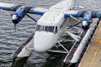 C-GQKN - Harbour Air de Havilland Canada DHC-6 Twin Otter