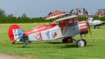 OM-M399 - Private Nieuport 17/23 Scout aircraft