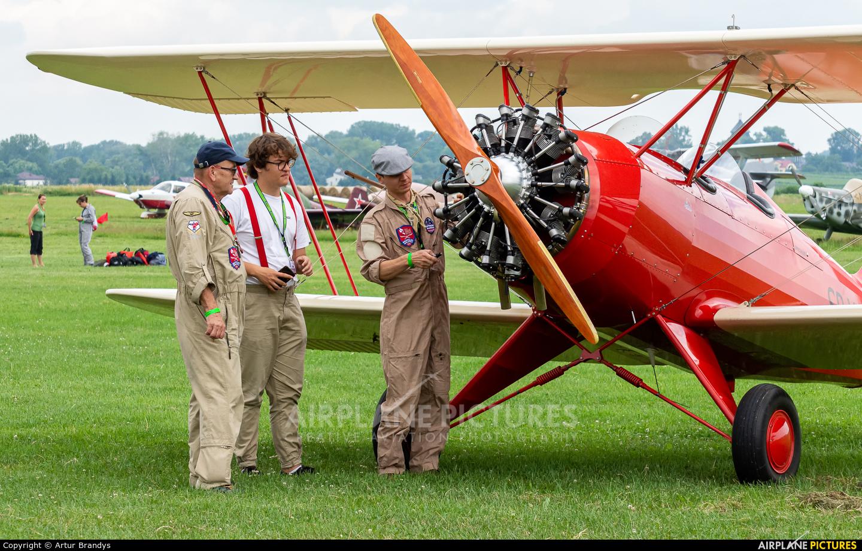 - Aviation Glamour EPKP aircraft at Kraków - Pobiednik Wielki