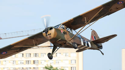 SP-YHU - Private Taylorcraft Auster IV