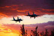 64 - Belarus - Air Force Mikoyan-Gurevich MiG-29UB aircraft