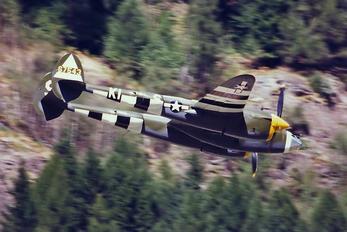 N3145X - Private Lockheed P-38J Lightning