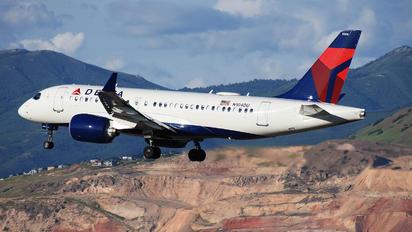 N104DU - Delta Air Lines Airbus A220-100