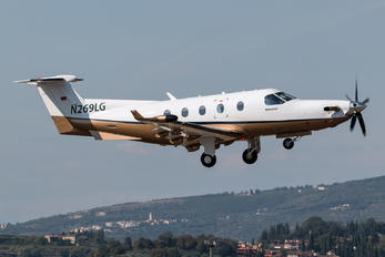 N269LG - Private Pilatus PC-12