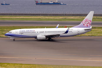 B-18610 - China Airlines Boeing 737-800