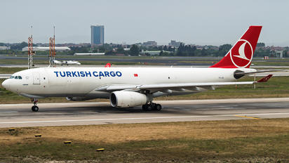 TC-JCI - Turkish Cargo Airbus A330-200F