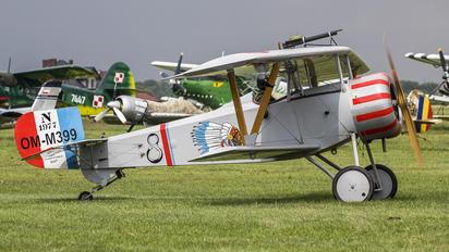OM-M399 - Private Nieuport 17/23 Scout