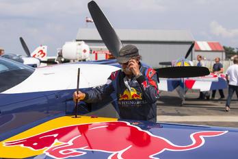 OK-FBC - The Flying Bulls : Aerobatics Team - Airport Overview - People, Pilot