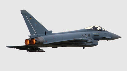30+55 - Germany - Air Force Eurofighter Typhoon S