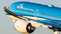 PH-BHP - KLM Boeing 787-9 Dreamliner aircraft