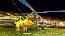 117 - Hungary - Air Force Mil Mi-24D aircraft