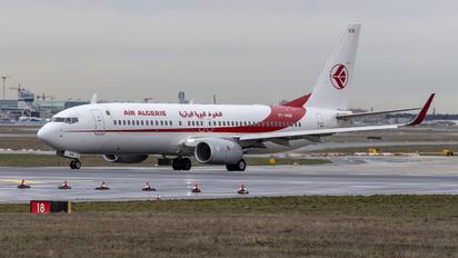 7T-VKN - Air Algerie Boeing 737-800