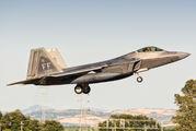 08-4165 - USA - Air Force Lockheed Martin F-22A Raptor aircraft