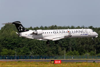 S5-AAV - Adria Airways Canadair CL-600 CRJ-900