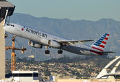 N567UW - American Airlines Airbus A321 aircraft