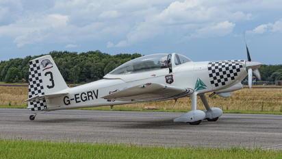 G-EGRV - Team Raven Vans RV-8