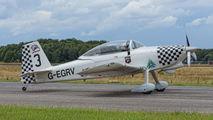 G-EGRV - Team Raven Vans RV-8 aircraft