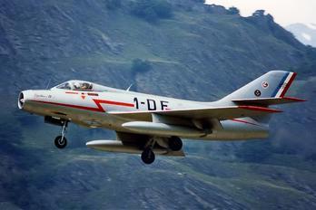 F-AZDF - Private Dassault Mystere IVA