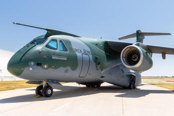 PT-ZNX - Brazil - Air Force Embraer KC-390
