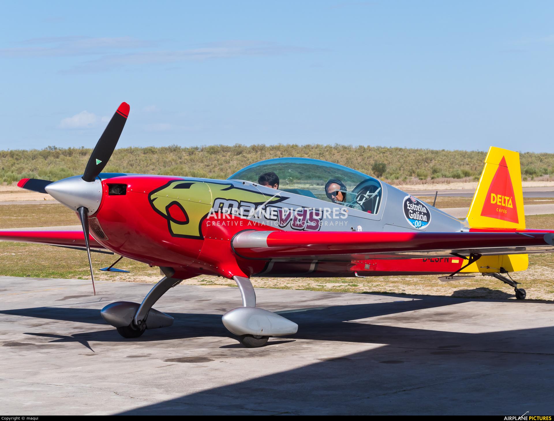 Private D-ESPN aircraft at Casarrubios del Monte