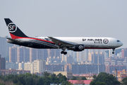 B-7593 - SF Airlines Boeing 767-300F aircraft