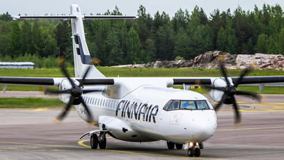 OH-ATI - NoRRA - Nordic Regional Airlines ATR 72 (all models)