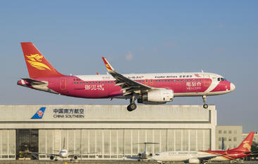 B-1621 - Capital Airlines Beijing Airbus A320