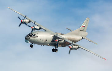 RF-95409 - Russia - Air Force Antonov An-12 (all models)