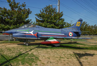 "MM6244 - Italy - Air Force ""Frecce Tricolori"" Fiat G91"