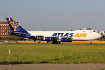 N486MC - Atlas Air Boeing 747-400F, ERF