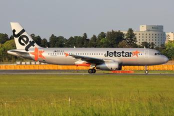 JA02JJ - Jetstar Japan Airbus A320