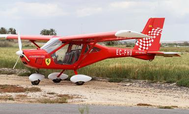 EC-FH8 - Private Aeroprakt A-22 Foxbat