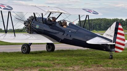N3955B - Private Boeing Stearman, Kaydet (all models)