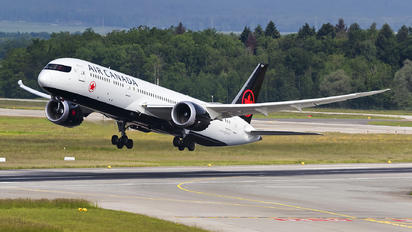 C-FVNB - Air Canada Boeing 787-9 Dreamliner