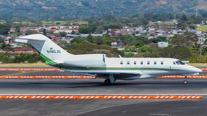 N480JD - Private Cessna 750 Citation X