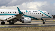 I-ADJQ - Air Dolomiti Embraer ERJ-195 (190-200) aircraft