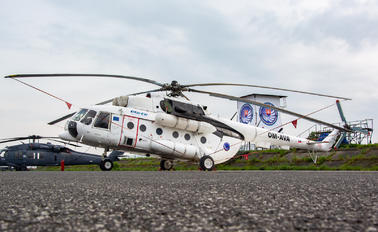MI-8MTV-1 - UTair Mil Mi-8MT