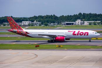 HS-LAH - Thai Lion Air Airbus A330-300