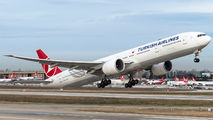 TC-LJC - Turkish Airlines Boeing 777-300ER aircraft