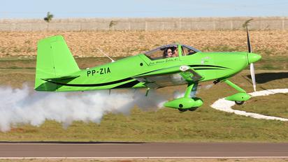 PP-ZIA - Private Vans RV-7A