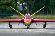 F-GSYD - Groupe Tranchant Fouga CM-170 Magister aircraft