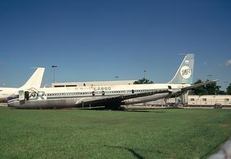 LV-MZE - Transportes Aereos Rioplatenses Boeing 707-300