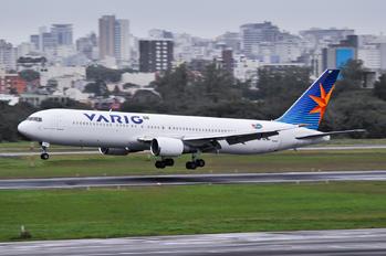 PR-VAF - VARIG Boeing 767-300ER