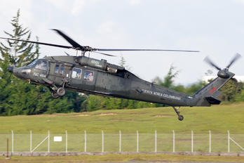FAC-4104 - Colombia - Air Force Sikorsky UH-60L Black Hawk