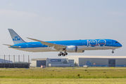 PH-BKA - KLM Boeing 787-10 Dreamliner aircraft
